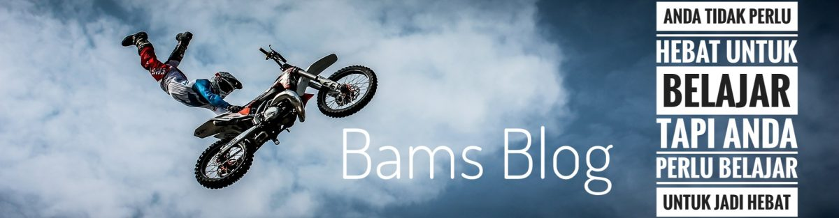 Bams' Blog